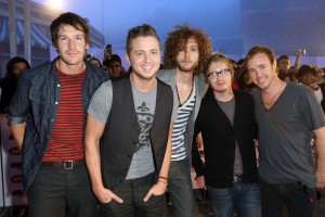 Интервью OneRepublic для LOVE RADIO 2010 года