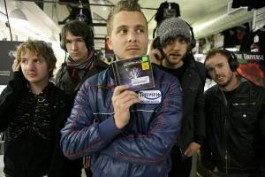 OneRepublic в первый раз возглавили британский чарт синглов